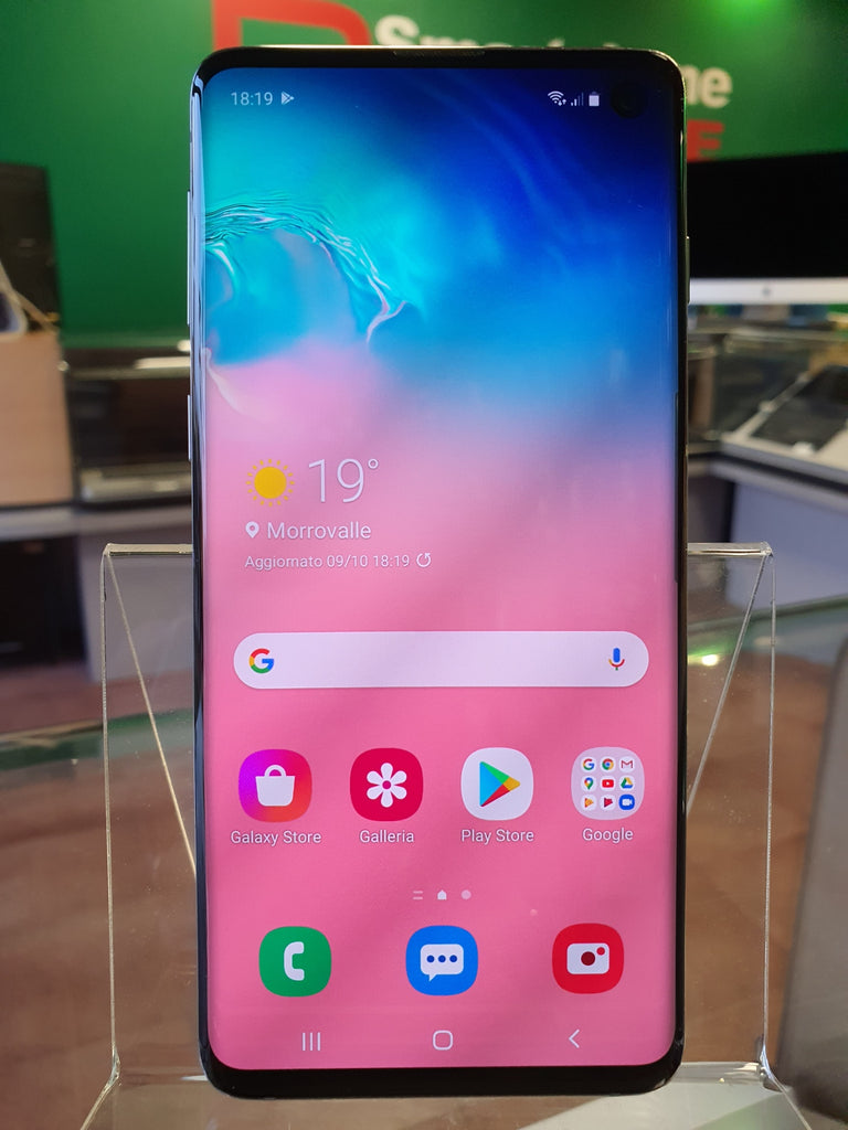Samsung Galaxy S10 - 128gb - DS - white