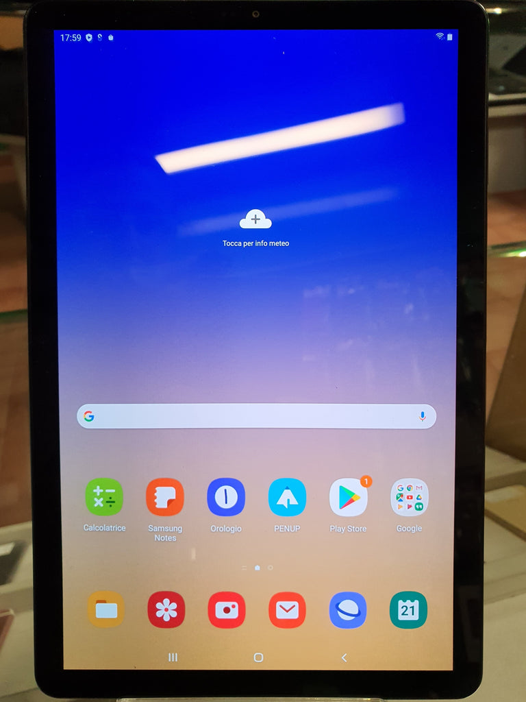 Samsung Galaxy Tab S4 - 64gb - black