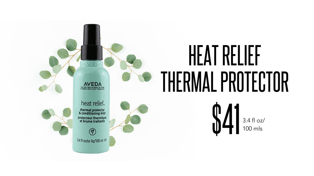 Heat Relief Thermal Protector + Conditioning Mist