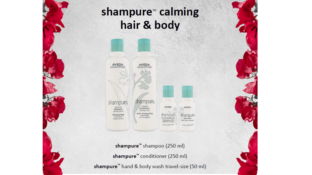 Shampure Calming Hair+Body