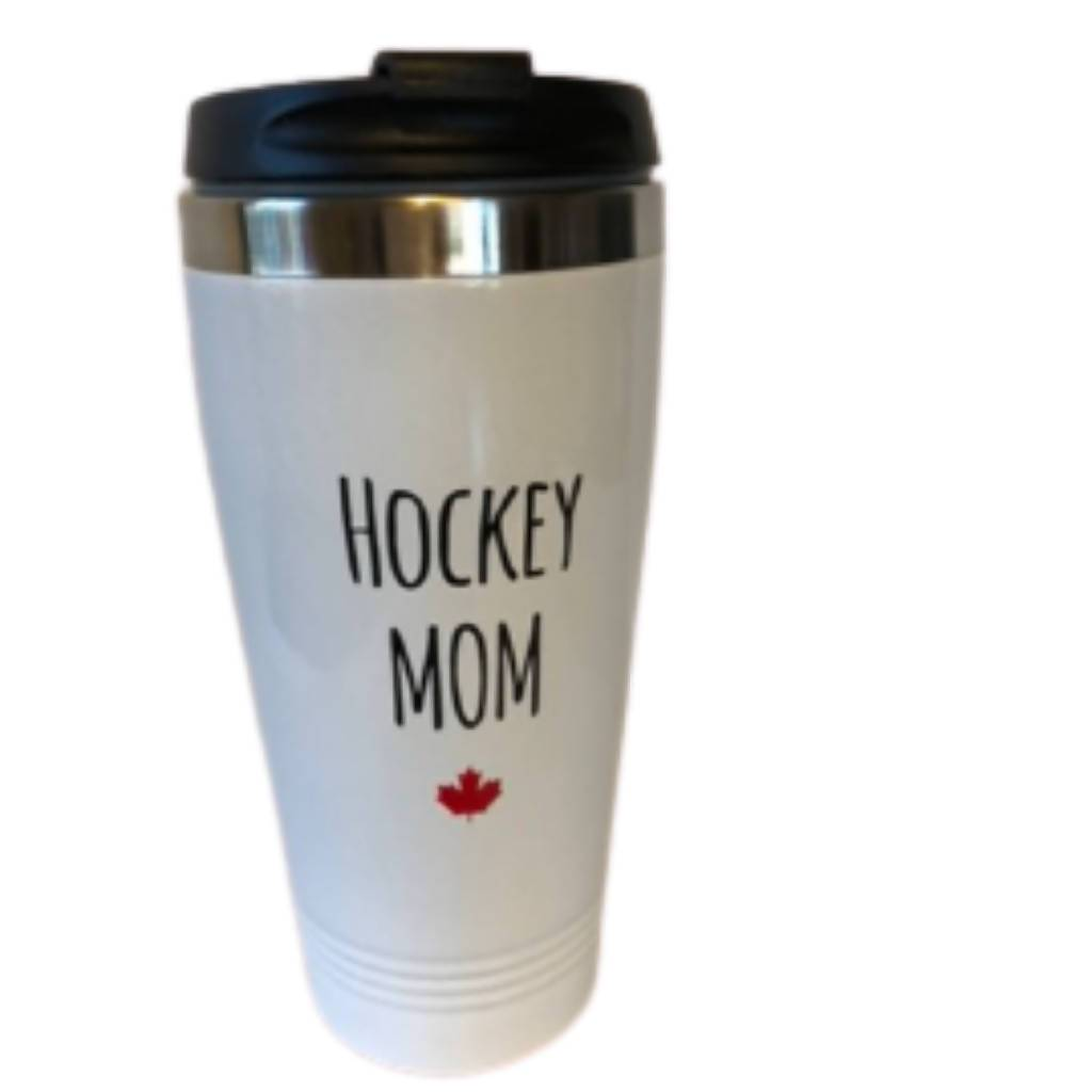 Hockey Mom - Travel Mug