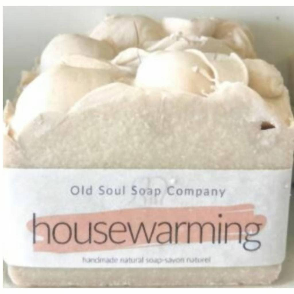 Old Soul Soap Co. Artisan Soap- House Warming