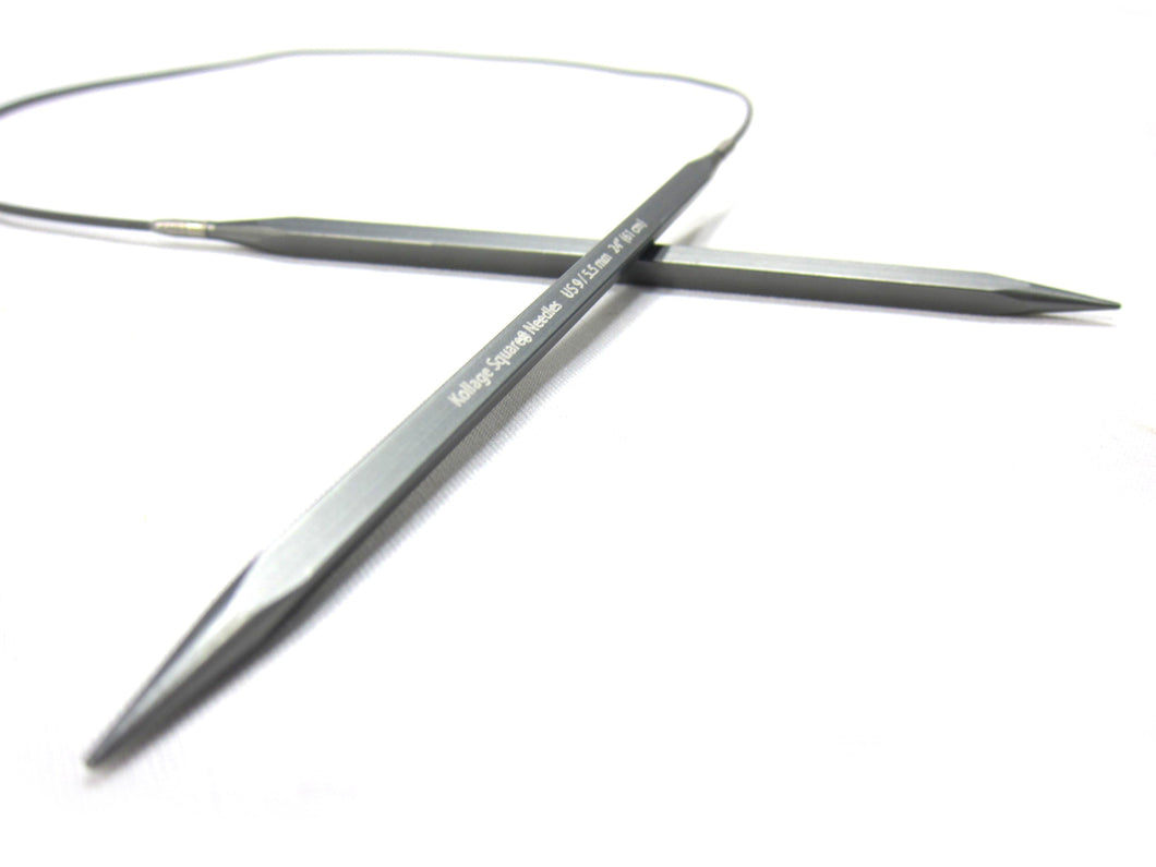 24 Inch Kollage Square Circular Needle