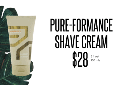Pure-Formance Shaving Cream