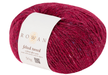 Rowan Felted Tweed - Rage