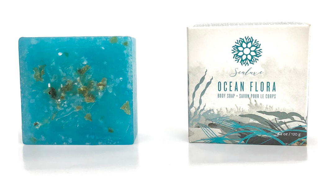 ?id=20373143781534 | SeaLuxe - Ocean Flora Soap Bar | We Shop Local Perth ON