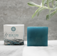 Load image into Gallery viewer, ?id=20373143879838 | SeaLuxe - Ocean Flora Soap Bar | We Shop Local Perth ON