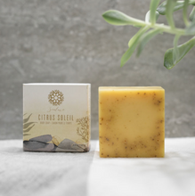 Load image into Gallery viewer, ?id=20373464187038 | SeaLuxe - Citrus Soleil Soap Bar | We Shop Local Perth ON