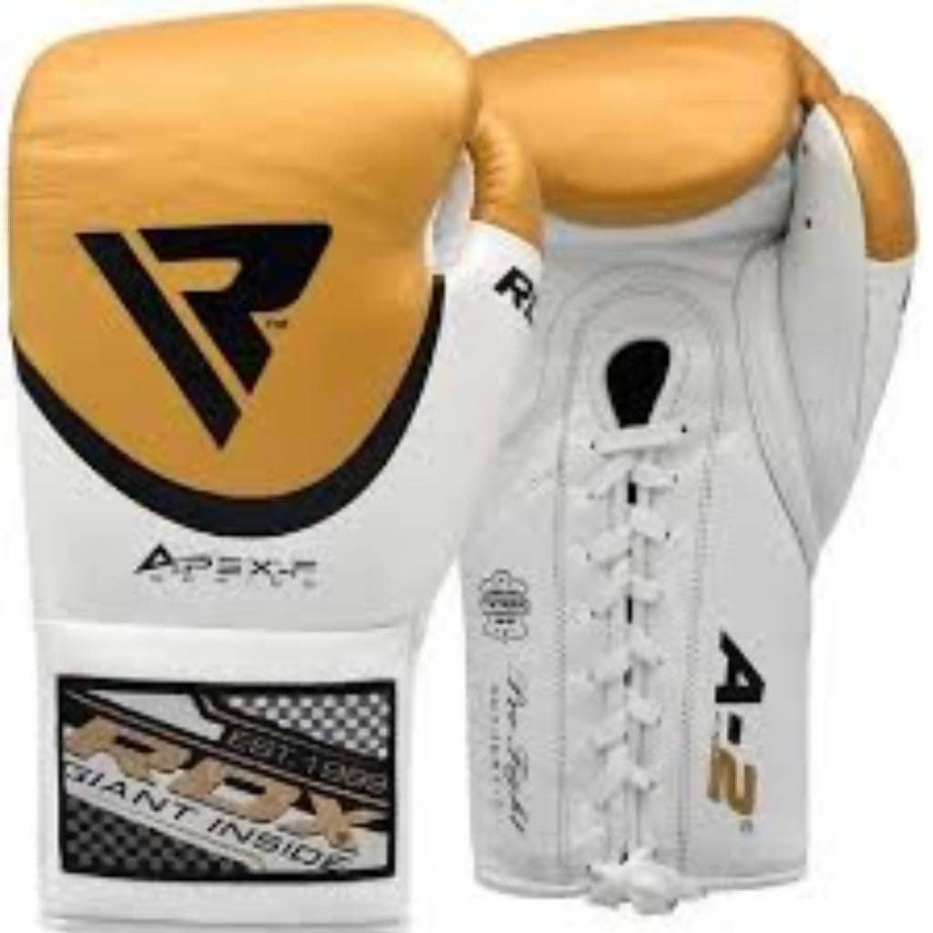 BOXING GLOVES - LEATHER PRO FA2