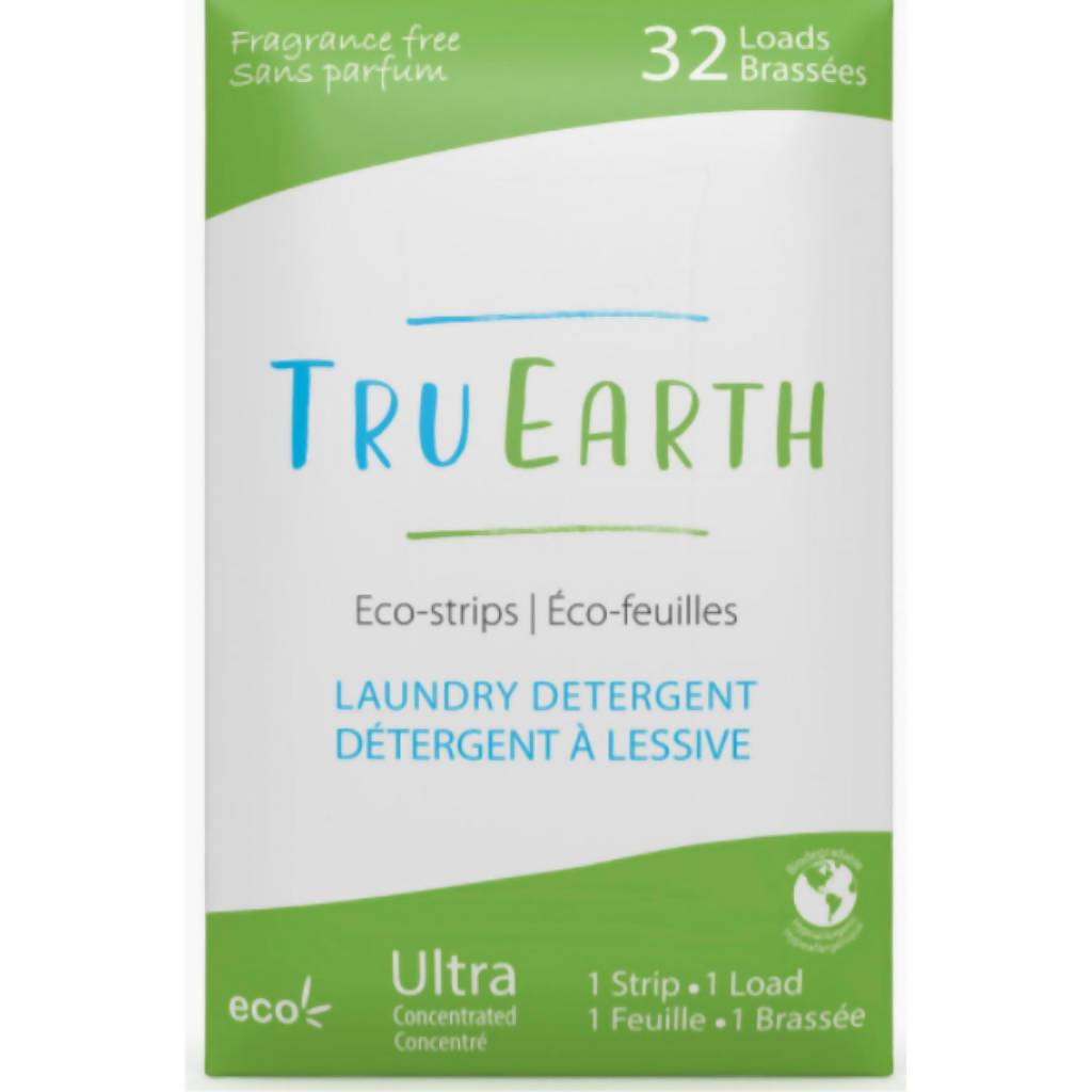 Tru Earth Laundy Strips Unscented
