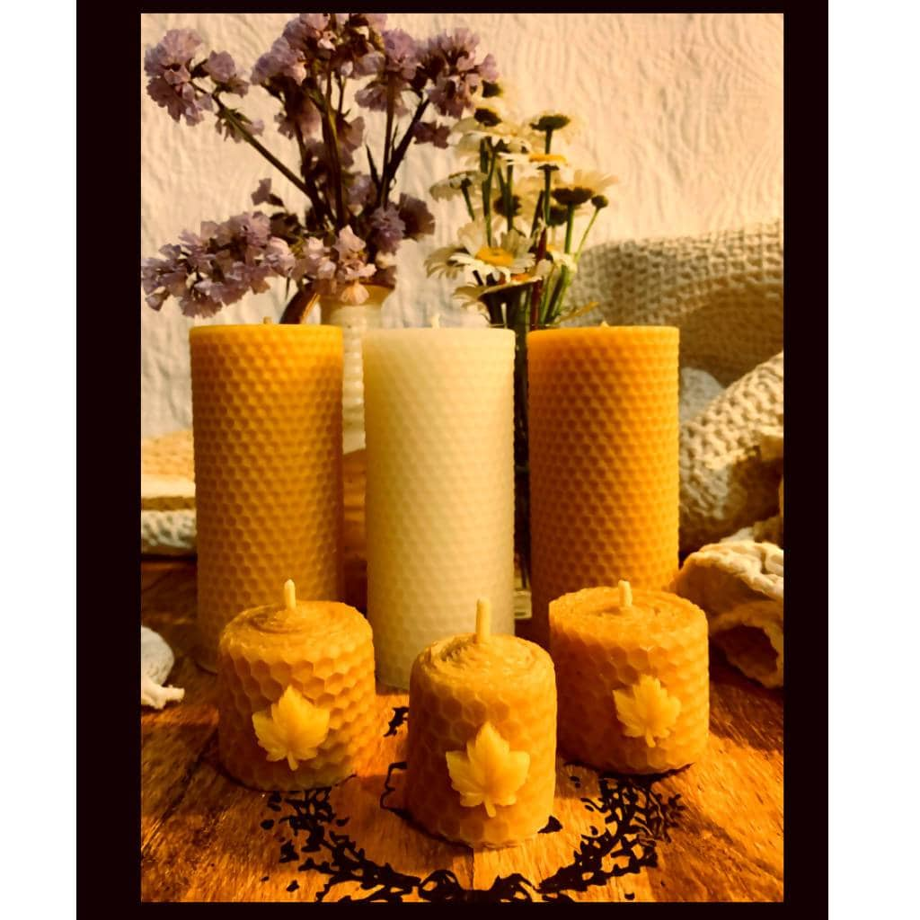 Canadiana Cottage Candle Set