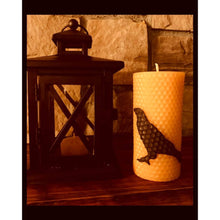 Load image into Gallery viewer, Blackbird Shadow Candle