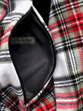 Load image into Gallery viewer, Country Classic Plaid Infinity Scarf in Flannel