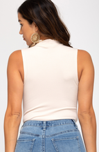 Load image into Gallery viewer, Claire High Neck Bodysuit