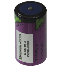 Battery W-BAT-B1-Li-GG