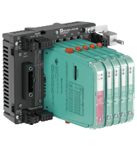 Compact Fieldbus Power Hub, Motherboard for Yokogawa