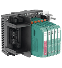 Compact Fieldbus Power Hub, Motherboard