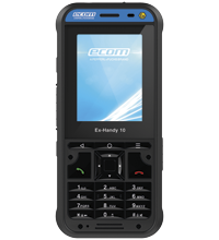 Feature Phone Ex-Handy 10 Series