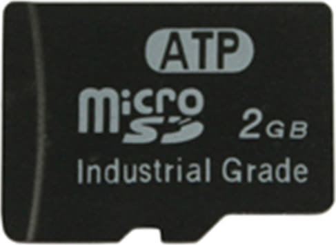ATP microSD Card, 2 GB for Cx7