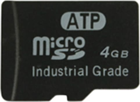 ATP microSD Card, 4 GB for Cx7