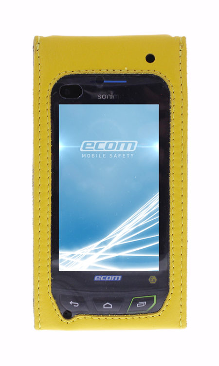 Intrinsically Safe Smartphone Ecom Smart-Ex 01M .2 -A I.S. Smartp