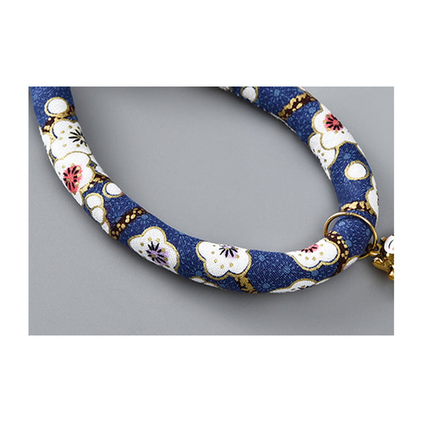 Miyaki Japanese Collar with Bell