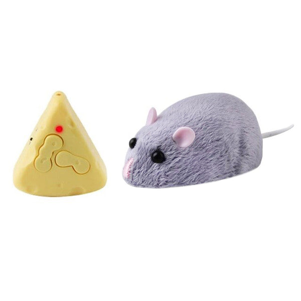 Remote Mouse Cat Toy