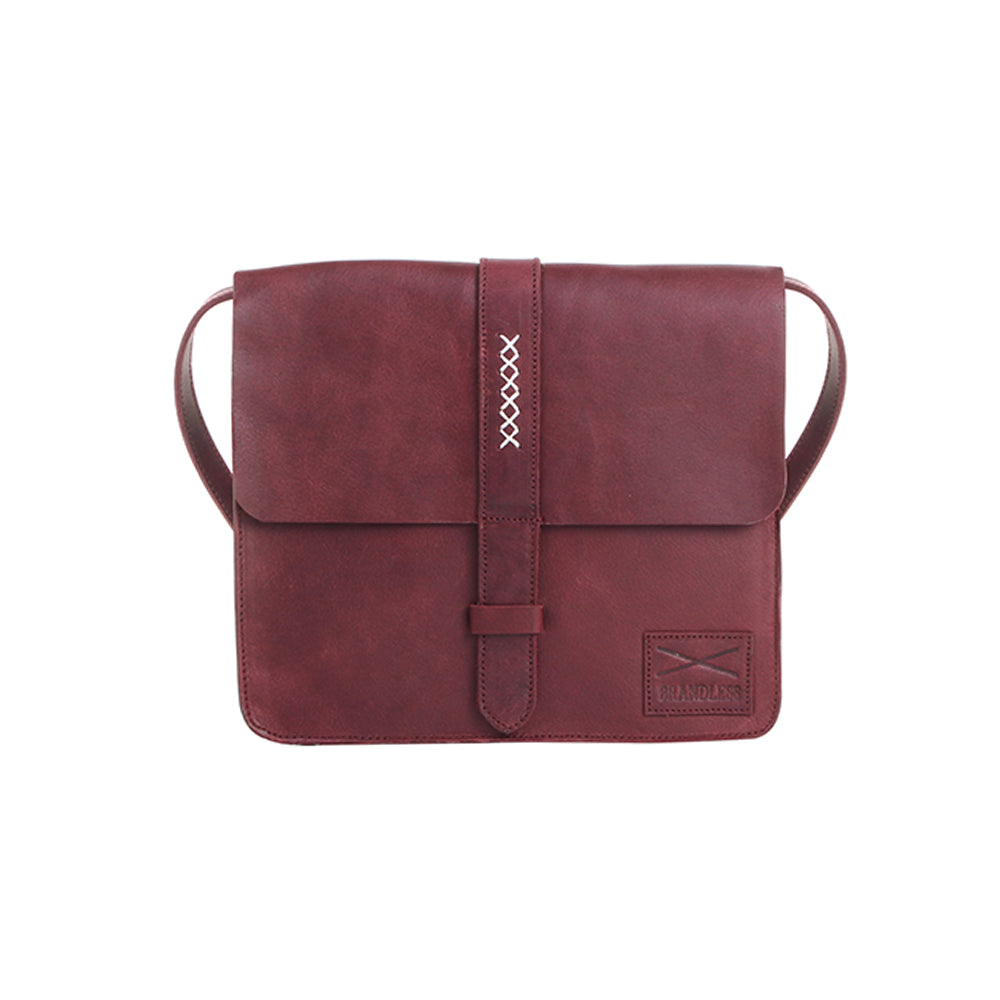 Fundamental Bag I -Burgundy