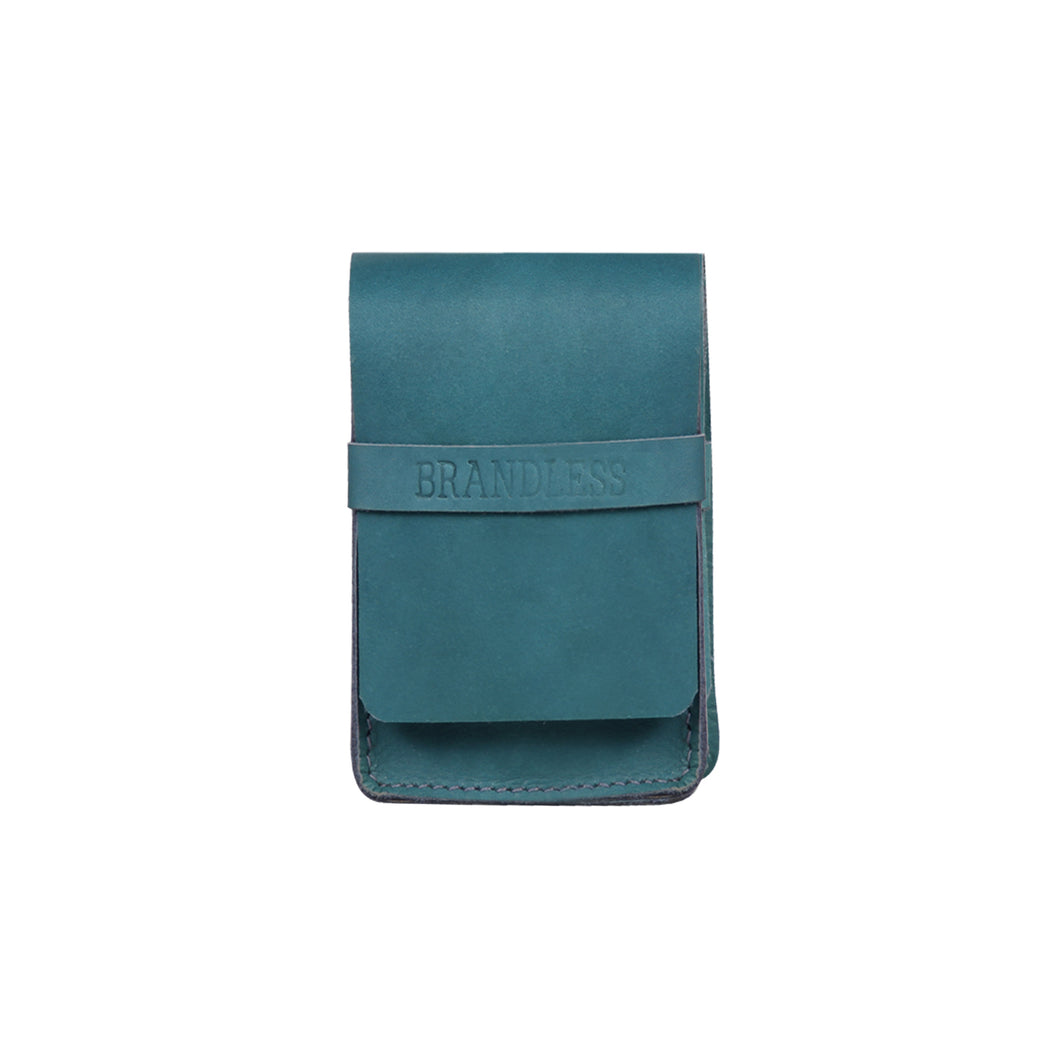 Cigarette Case - Blue