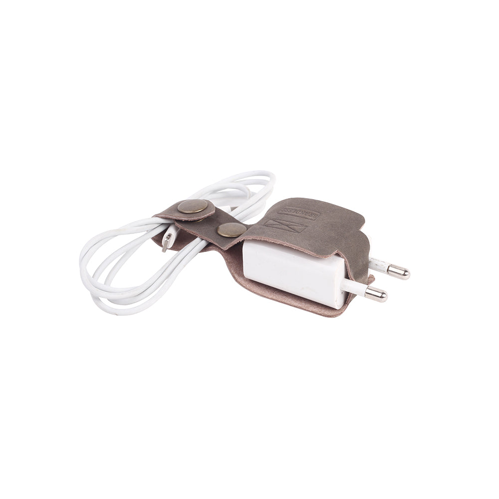 Charger Wrap - Grey