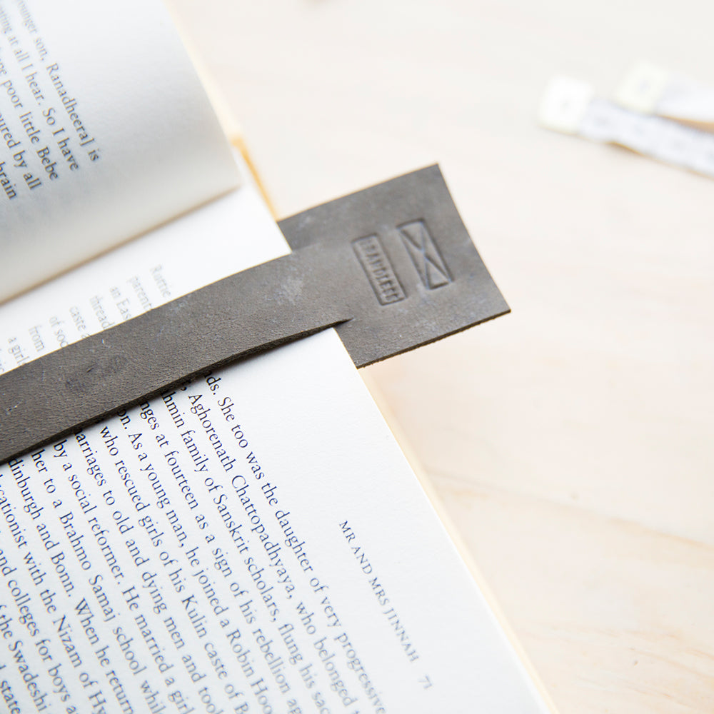 Bookmark - Grey