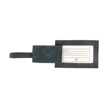 Load image into Gallery viewer, Luggage Tag - Dark Green