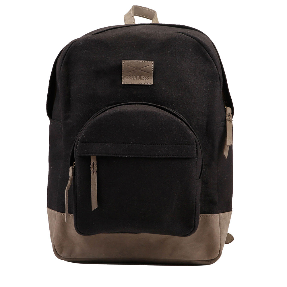Scholar Backpack - Black