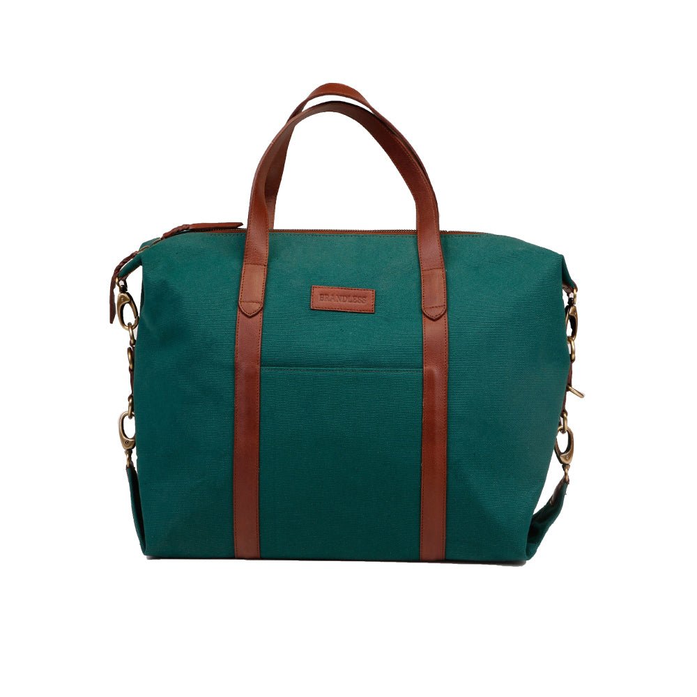 The Baron Bag - Green