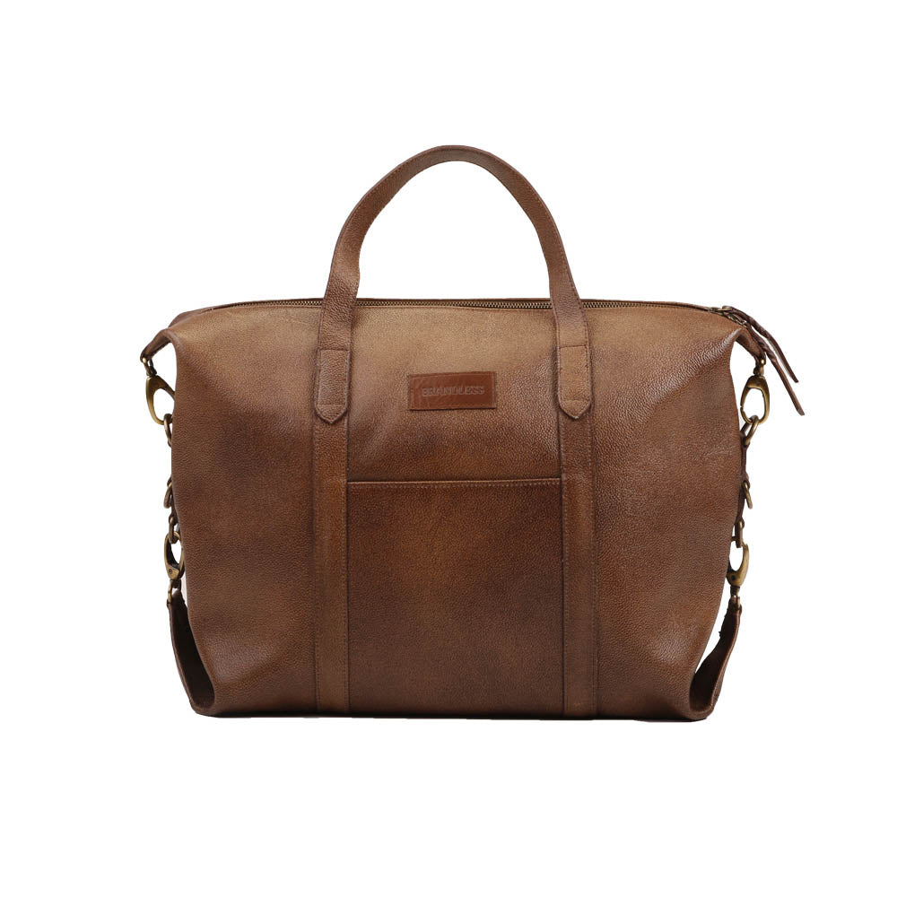The Baron Bag - Brown