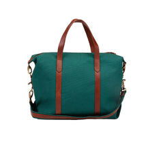 Load image into Gallery viewer, The Baron Bag - Green