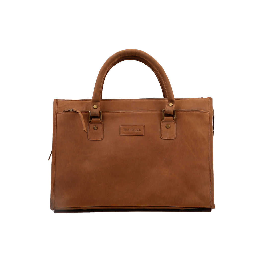 Quotidian Duffel - Brown