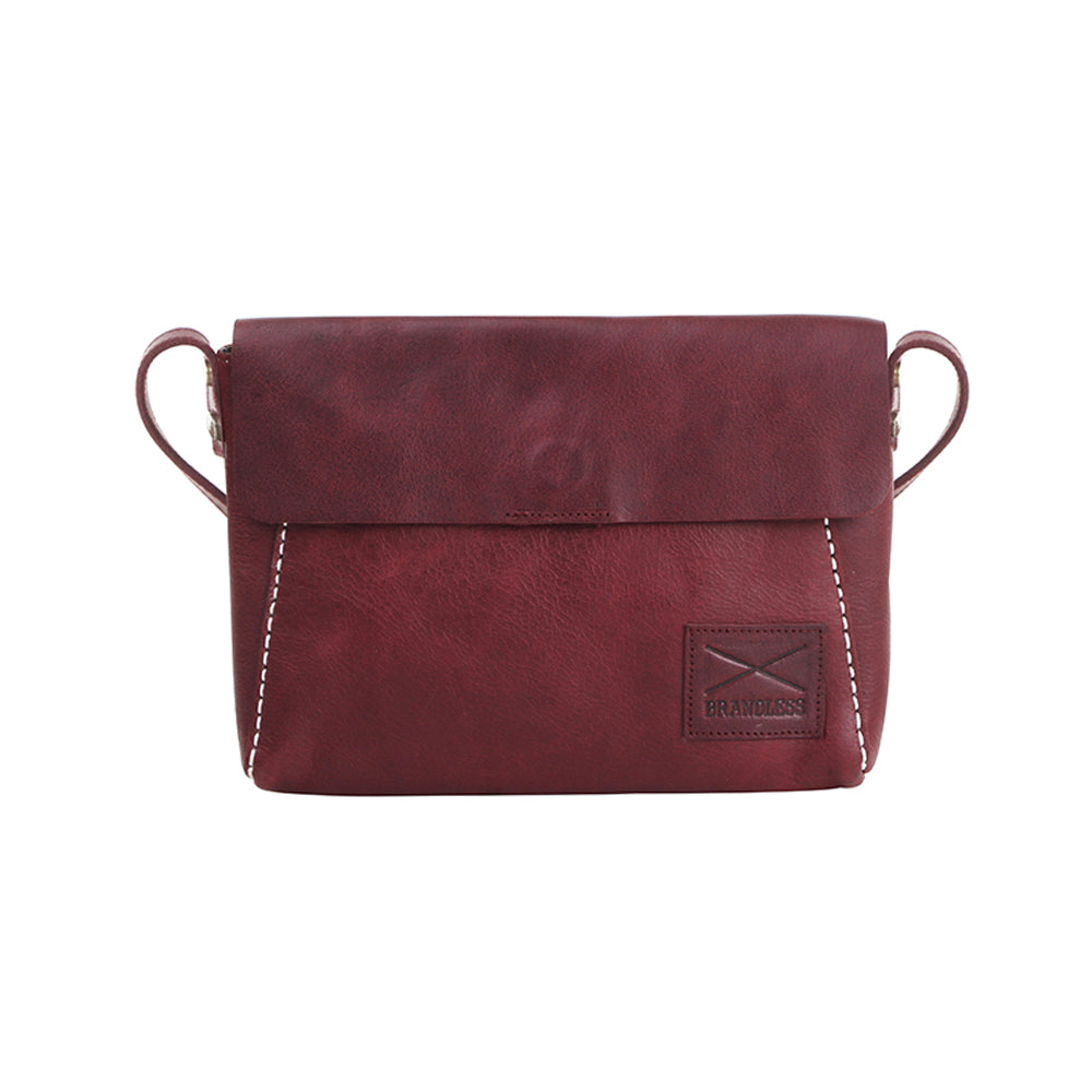 Fundamental Bag III -Burgundy