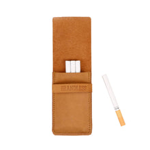 Load image into Gallery viewer, Cigarette Case - Tan
