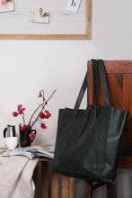 Load image into Gallery viewer, All Day Tote - Dark Green