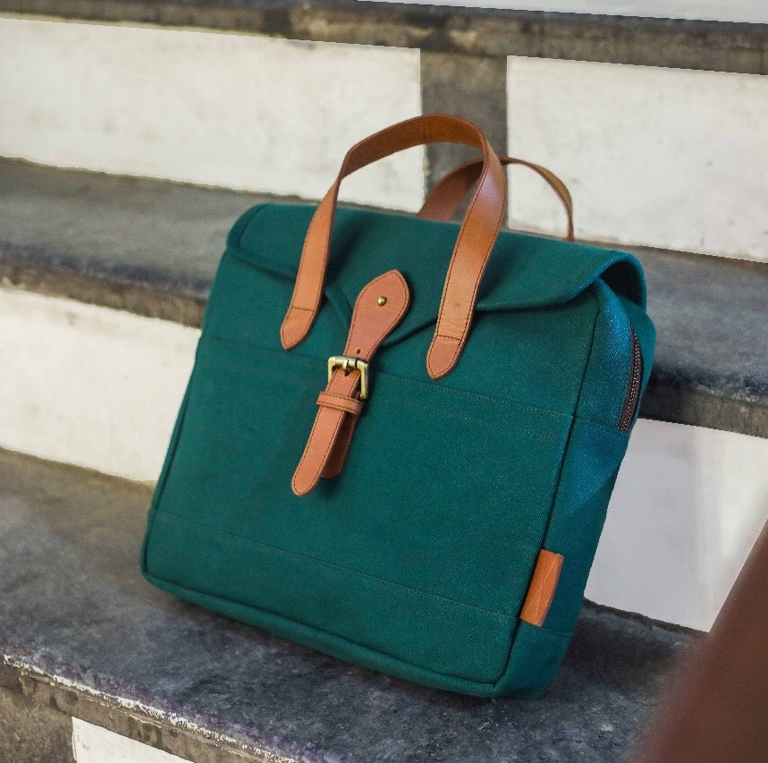 The Apprentice Bag - Green