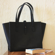 Load image into Gallery viewer, All Day Tote - Black
