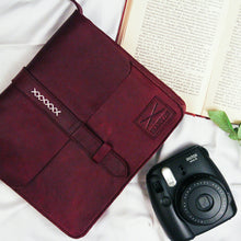Load image into Gallery viewer, Fundamental Bag I -Burgundy