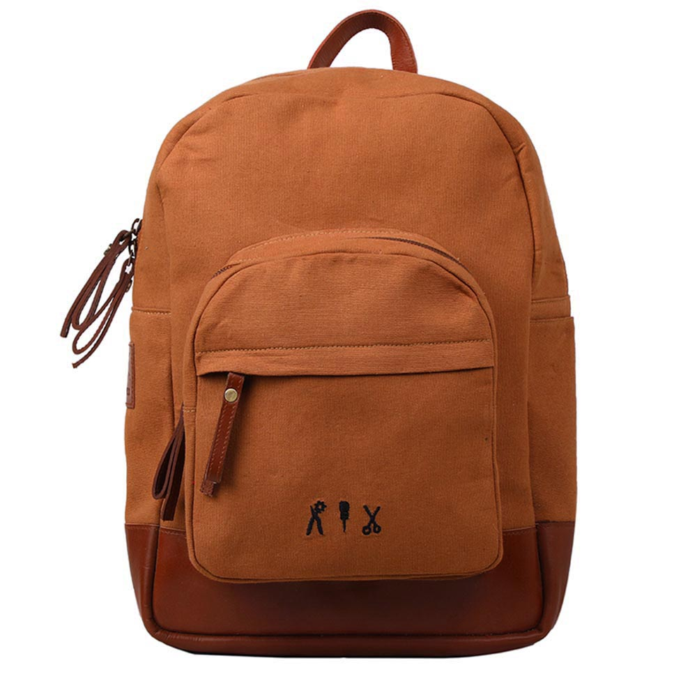 Scholar Backpack- Tan