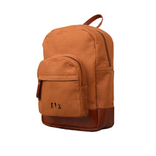 Load image into Gallery viewer, Scholar Backpack- Tan