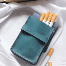 Load image into Gallery viewer, Cigarette Case - Blue