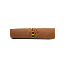 Load image into Gallery viewer, Pencil Roll - Brown