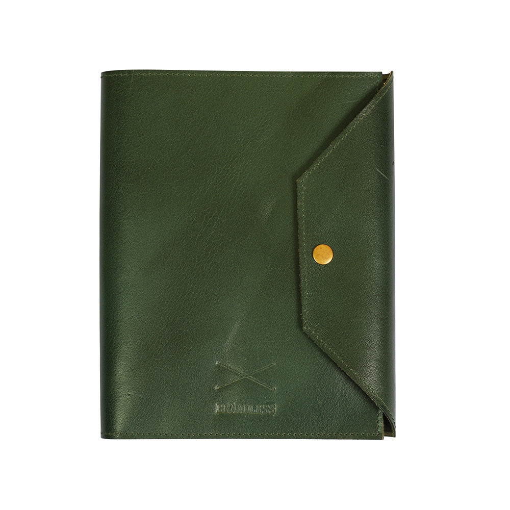 Memo Book 0.1- Dark Green