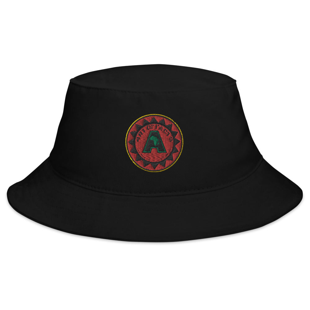 Art Of Facts Medallion Bucket Crown