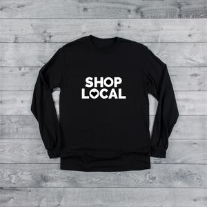 Shop Local |  Unisex Jersey Long Sleeve Tee